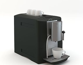 Miele Coffee System 2 3D model