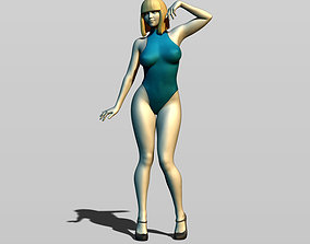 Pretty Woman Part 16 3D print model