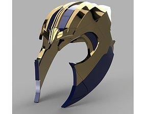 3D print model Casco de Thanos