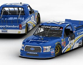 2014 Nascar Camping World Game Ready 3D vehicle