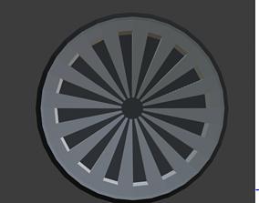 tyre Car Wheel 3D
