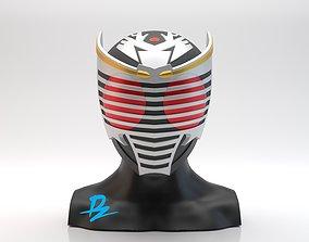 3D print model Kamen rider Ryuki