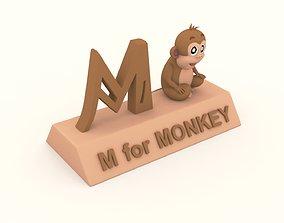 M for Monkey Model