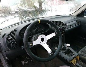 3D Printed 350mm Steering wheel steeringwheel