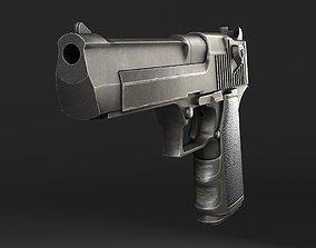 Desert Eagle Pistol 3D