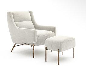 3D Vista Lounge Chair