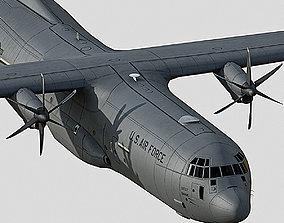 C130 Super Hercules 3D asset