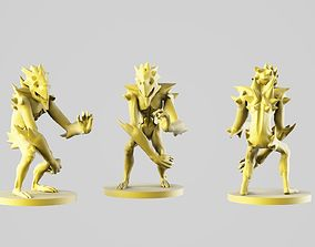 Demon light 3D print model