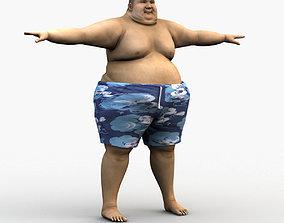 3D Fat Man 0012