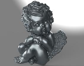 3D print model angel 2 figure