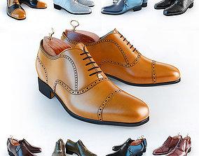 Mens footwear - 2 3D