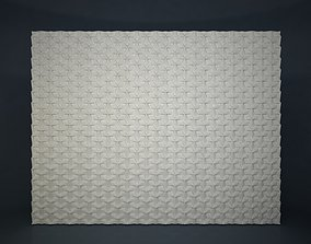 01 PANOZZO PATTERN WALL 3D model