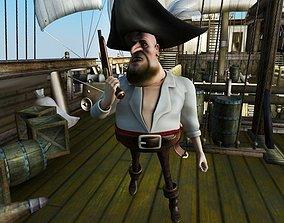 Pirate Flint for Unity 3D asset