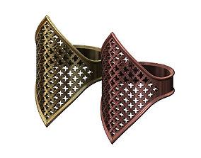 3D print model Moroccan beldi gold ring
