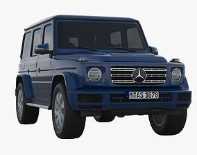 3D model w464 Mercedes-Benz G-Class 2019