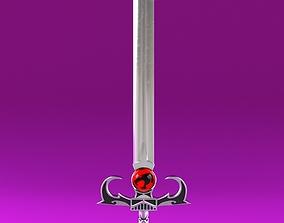 3D Sword of Omens