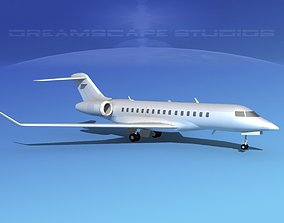 3D Global Express 8000 Bare Metal