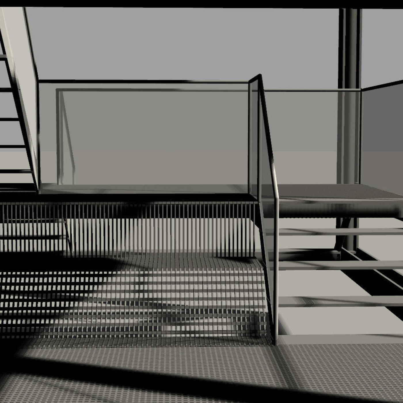SteelStaircase