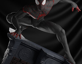 3D print model Amazing Spider Man - Miles Morales