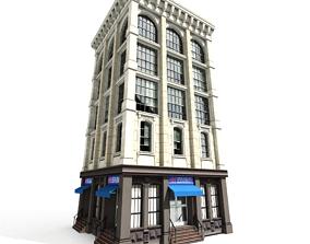 3D model Nyc Building 11