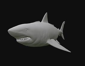3D printable model Megalodon