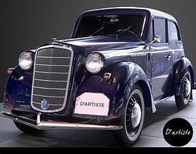 3D model Opel Olympia 1936
