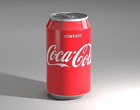 interior Coca Cola 3D model