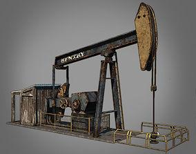 3D model Oil Pump