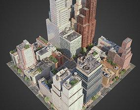 City District C23-A31 3D