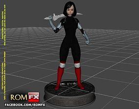 Alita 3D Printing Models | CGTrader