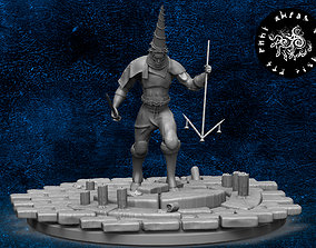 Penitent One Fan Art 3D printable model