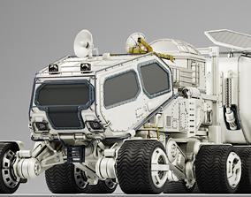 Mars Transport Rover 3D