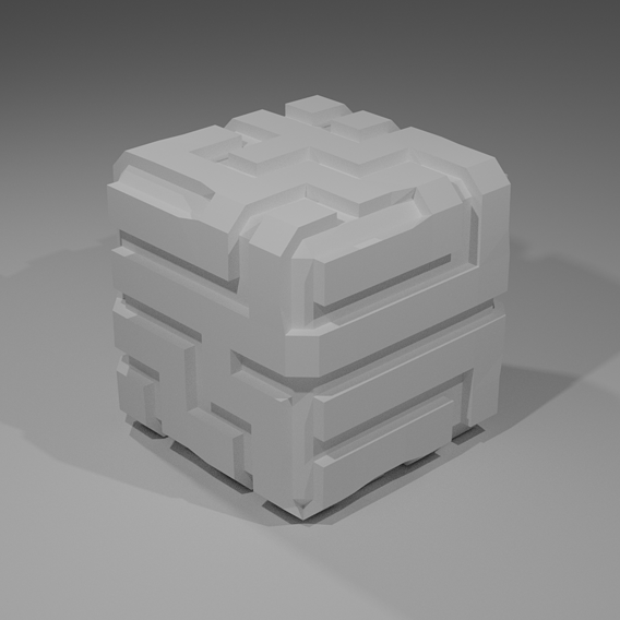 Mazed Cube