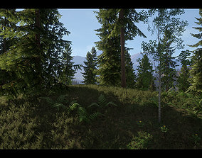 Redwood Forest UE4 Page 4 Polycount Forum
