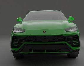 3D model Lamborghini Urus