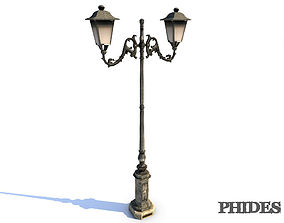 3D asset Street Light