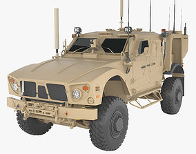 Oshkosh M-ATV resistant 3D model
