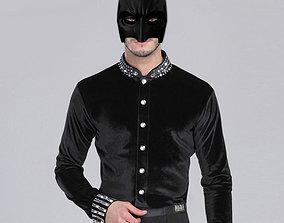 Batman Mask 3D print model