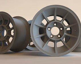 mechanical-parts American Racing Vector printable rim