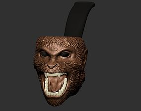 3D print model Monkey Pipe from Interstate 60