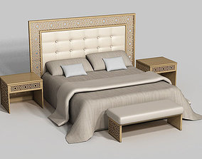 3D TRADITIONAL BED