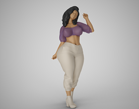 3D printable model True Breadth of Beauty 3