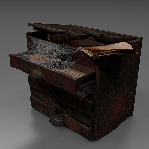 medieval cabinet magic experiments