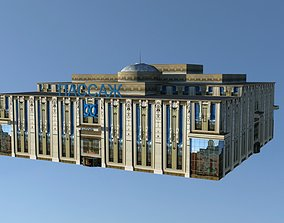 Passage Ekaterinburg 3D model