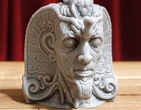 3D printable model the pharaoh