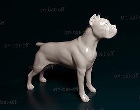 3D printable model Cane corso italian