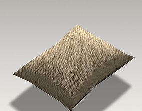 Bag 01 flour bag 3D model