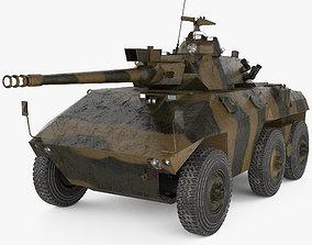 3D model EE-9 Cascavel