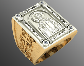 Ring od 129 3D print model