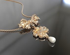 Bow pendant C0-3060091 3D print model